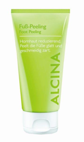 Alcina - Peeling na nohy 75 ml