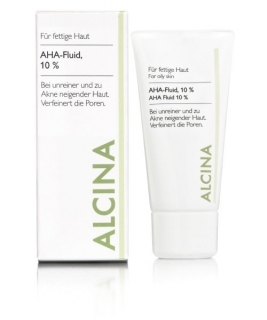 Alcina - AHA fluid 10% 50 ml