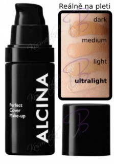Alcina - Perfect Cover Make-up ultralight -  Krycí make-up 30 ml