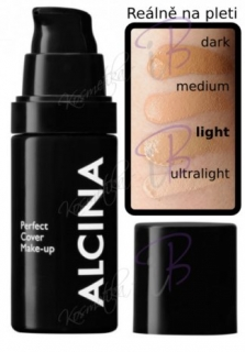 Alcina - Perfect Cover Make-up light - Krycí make-up 30 ml